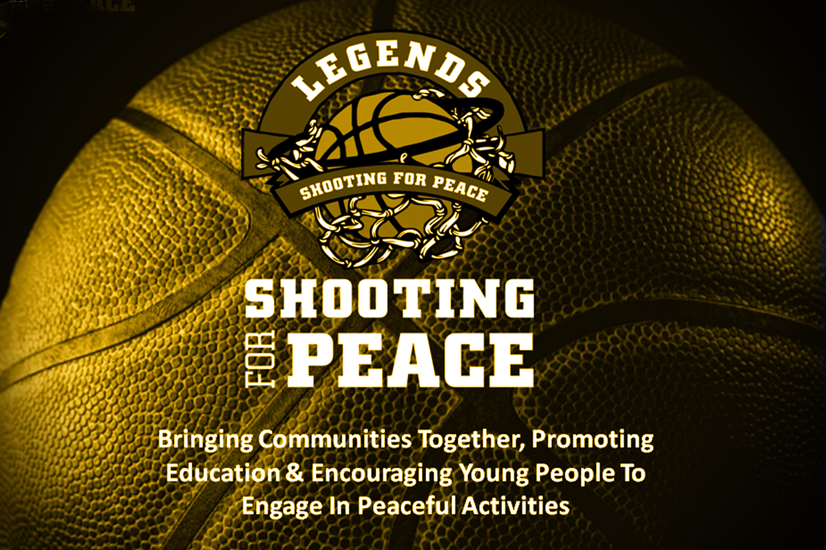 Shooting for Peace champions basketball network cbn sports media